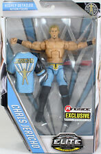 """Y2J Chris Jericho"" - Ringside Exclusive Mattel Toy Wrestling Action Figure"