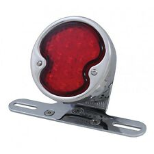 "LED ""DUO Lamp"" Tail Light Single Lens for Custom 1932 Ford Style Motorcycle"