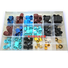 144pc R134AR12 A/C Prevent dust cover high/low pressure Gas mouth valve covers