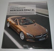 Bildband Faszination Mercedes SL Evolution eines Klassikers W 194 R 107 129 231!