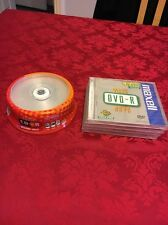 Joblot Of Cd-R And Dvd-R - New And Sealed