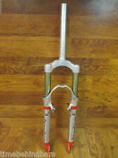 "RARE MARZOCCHI BOMBER X-FLY Z1 26"" 1 1/8 x 9 1/4 CANTILEVER DISC SUSPENSION FORK"