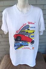 1997 Remember When Classic Car Show Napa Auto Sam's Club Indiana Greenwood XL