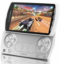 New Sony Ericsson XPERIA PLAY R800i White Unlocked Smartphone GSM 3G BY USPS