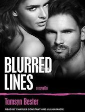 Line Between: Blurred Lines 1.5 by Tamsyn Bester (2015, MP3 CD, Unabridged)