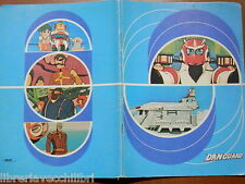 Vecchio quaderno scolastico di scuola d epoca DANGUARD ICCI IL GIORNALINO UFO