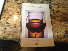 Foods of the World Time Life Cookbook-Recipes:Wine and Spirits 1968