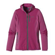NWT / $179 ~ Patagonia Women's Piton Hybrid Polartec Fleece Hoody / XL / Pink