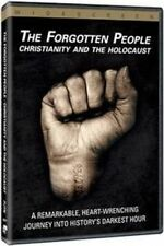 The Forgotten People: Christianity and the Holocaust (DVD, 2010)NICE PRICE!