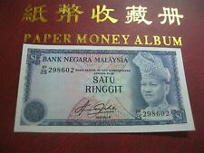 RM1 Aziz Taha sign 4th series - P/25 298602 (EF)