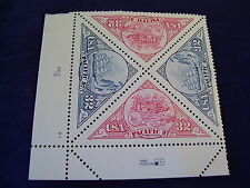 Pacific 97 USA 32c Triangle Expo Postage Stamps Set of 4 Unused 1997 MNH