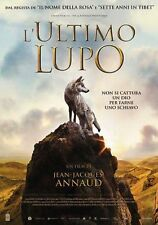 Dvd L'ULTIMO LUPO - (2015) ......NUOVO
