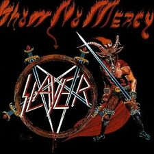 "SLAYER ""SHOW NO MERCY"" CD REMASTERED NEUWARE!!!!!!!!!!"