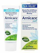 Boiron Arnicare Arnica Gel Pain Relief  1.5 oz. Homeopathic