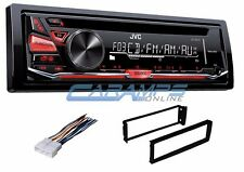 NEW JVC CAR STEREO RADIO CD PLAYER & AUX WITH INSTALLATION KIT FOR 96-98 CIVIC
