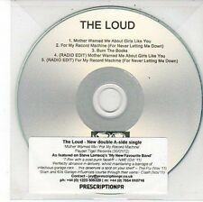 (DD740) The Loud, Mother Warned Me About Girls Like You - 2012 DJ CD