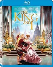 King and I, The Blu-ray Combo