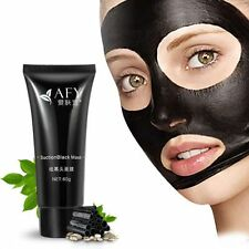 AFY suction Black mask deep cleansing face mask remove blackhead facial mask Hot
