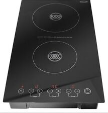 Brand New Stellar Portable or Built In Dual Zone Double Induction Hob