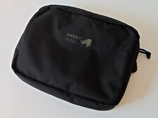 "Kifaru 2"" Tactical Pocket Pouch Admin Black Cordura Koala E&E GoRuck TAD Gear"