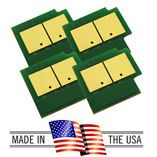 4 Toner Chip for Samsung Xpress SL-C1810W, SL-C1860FW Refill (PICK UP ONLY)