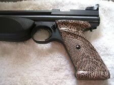 Pistol Grips in SNAKE SKIN Graphics EXTREMELY DURABLE for Crosman 2240 1377 1322