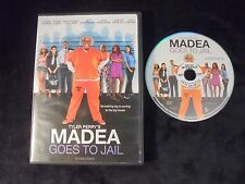"USED DVD Movies ""Madea"" Goes to jail .""  (G)"