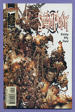 Steampunk #5 2000 Joe Kelly Chris Bachalo DC Cliffhanger D