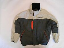Racing Rossignol Youth Ski Snowboard Jacket Gray Size 14