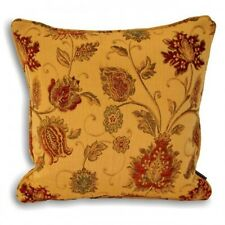 Zurich 'Gold' 45x45cm cushion cover/ Half Shop Prices