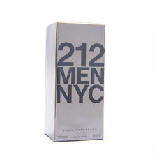 Carolina Herrera 212 Men Eau de Toilette 100ml 100% Original & New in Box Men