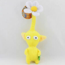 Stuffed Doll New 9.5'' Kids Gift Yellow Pikmin Collectible Game Plush Toy