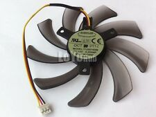 For Gigabyte EVERFLOW T129215SM graphics/video card Fan 12V 0.25A 95mm 3-Pin