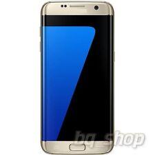 Samsung Galaxy S7 Edge G935 Gold 64GB 4GB RAM Octa-core Phone By FedEx