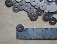 """Stainless Steel FENDER Washers - #8  (5/32"""") x  7/8"""" - 50 CT"""