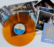 JACK WHITE & LORETTA LYNN GOLD VINYL DELUXE LP MINT THE STRIPES RACONTEURS