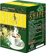 Moringa Coffee Shape Mix Collagen Ginseng L-Carnitine Cactus WEIGHT LOSS DIETS