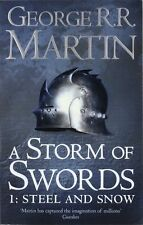 A Storm of Swords: Part 1 Steel and Snow: Part 1 by George R. R. Martin