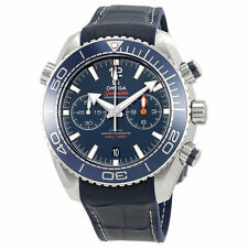 New Omega Seamaster Planet Ocean 600M Automatic Mens Watch 215.33.46.51.03.001