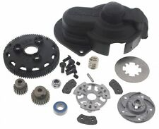TRAXXAS 2WD STAMPEDE SLIPPER CLUTCH, AND SPUR AND PINION GEARS AND DUST COVER.
