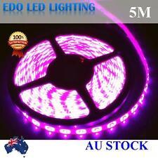 12V Pink 5M 3528 SMD 300 Leds LED Strips Strip Light Waterproof