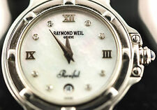 Raymond Weil Parsifal Wrist Watch for Women, Diamond Dial!  Surprise Her!