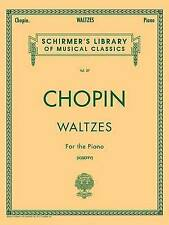 Frederic Chopin: Waltzes for the Piano by Hal Leonard Corporation (Paperback,...