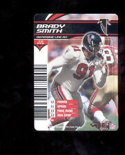 2003 NFL Showdown BRADY SMITH Atlanta Falcons Rare Card