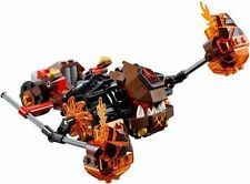 Lego Nexo Knights 70313 Moltor's Lava Smasher Only [No Box] New
