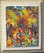 Haitian Painting by Paul Beauvoir 24 x 30
