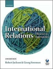 Introduction to International Relations: Theories and Approaches 4th Edition