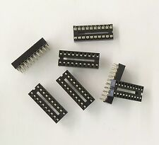 20 Pin DIP IC Socket (48 pcs) Leaf Spring Contact - 20P Welcon 801-0201641