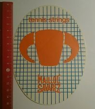Aufkleber/Sticker: Tennis Strings Maillot Savarez (200916122)