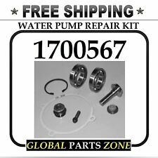 1700567 Repair Rebuild Kit for Water Pump 1727760 1727762 CATERPILLAR 3304 3306